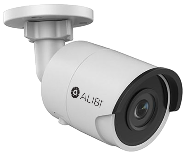 Alibi Bullet Camera, North MO Satellite & Security, Bethany, MO